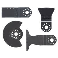 Makita Multi-Tool Flooring Blade Set 4 Pieces