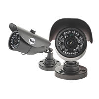 Yale HDC-303G-2 HD CCTV Bullet Cameras 2 Pack