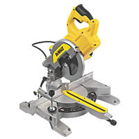 DeWalt DWS777-GB 216mm Single-Bevel Sliding  XPS Mitre Saw 240V