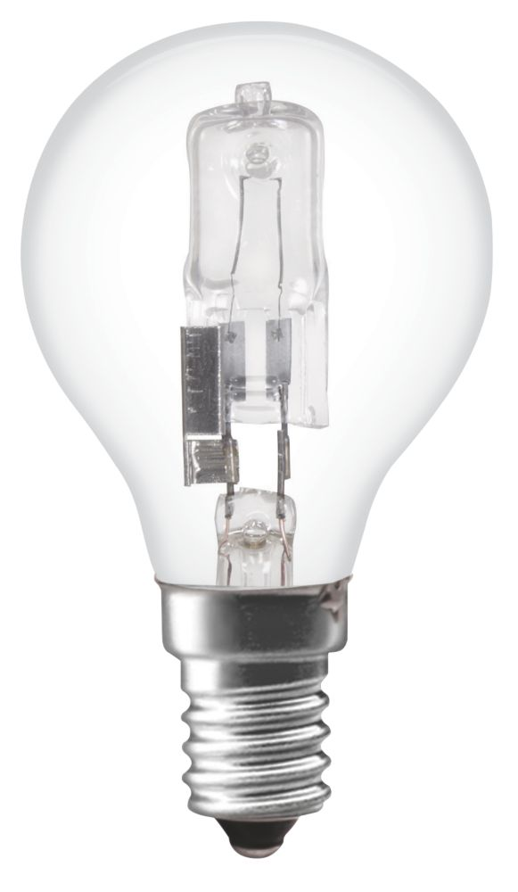 Sylvania Halogen ECO Ball Lamp SES 370Lm 28W