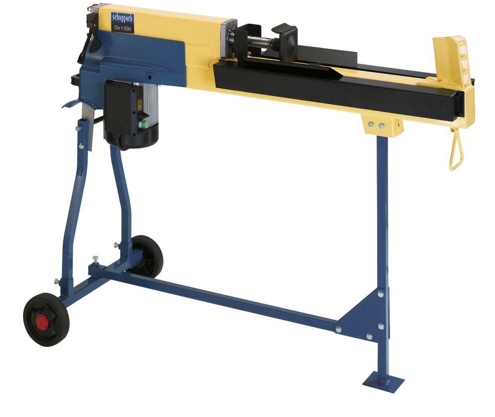 Scheppach OXT500 1500W 52cm Log Splitter 230V