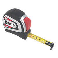 Forge Steel Dual Printed Tape Measure 5m x 19mm