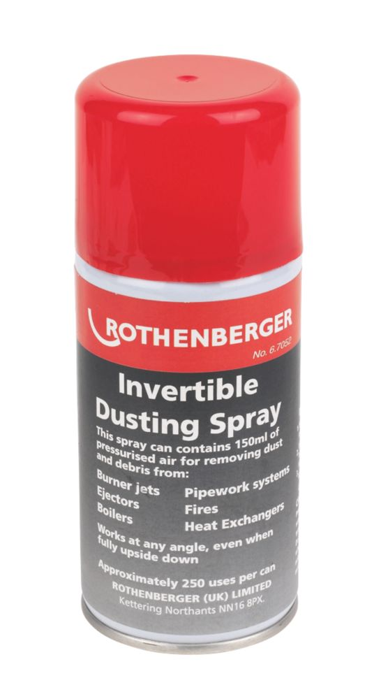 Rothenberger Invertible Dusting Spray 150ml