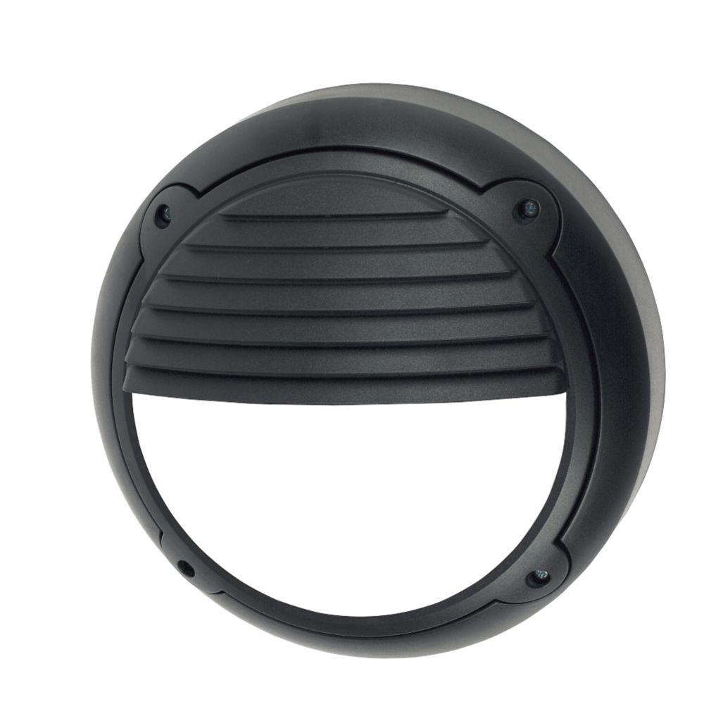 ASD Standard Circular Bulkhead Black