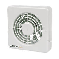 Manrose MG150BS  Long Life Axial Bathroom Extractor Fan
