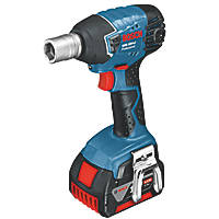 Bosch GDS 18-VLIHT 18V 4.0Ah Li-Ion Cordless Brushless Impact Wrench