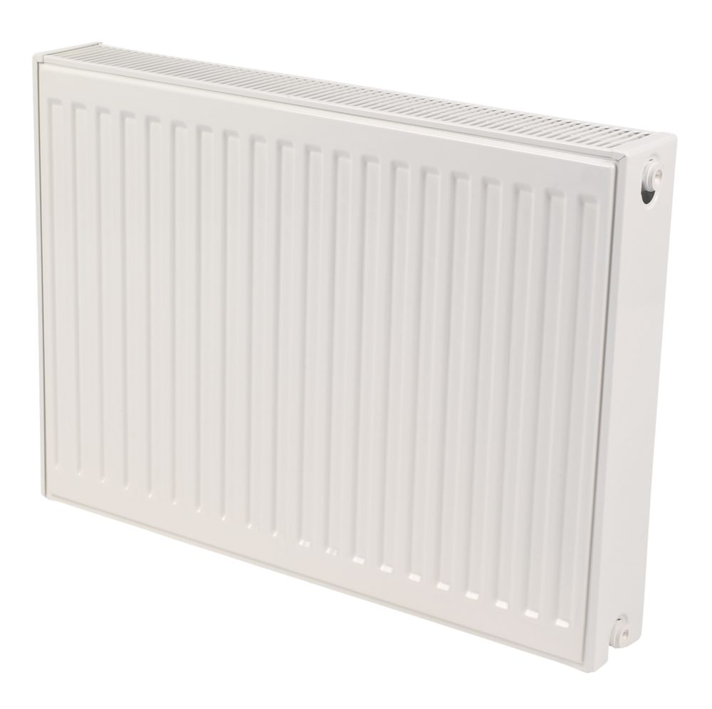 Kudox Premium Type 22 Double Panel Double Convector Radiator White 500x700