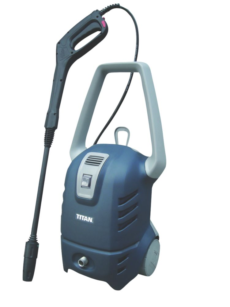Titan 100bar Pressure Washer 1.5kW 230V