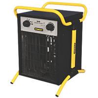 Stanley ST-09-400-E  Electric Fan Heater 9000W