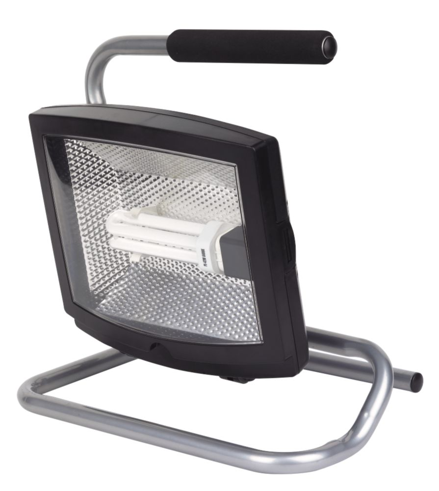 Portable 42W Site Light