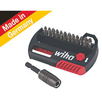 Wiha Diamond Bit & Holder Set 13 Pieces