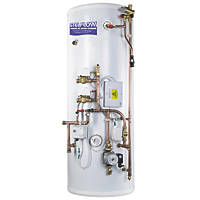 RM Cylinders Pre-Plumb Unvented Indirect Twin Zone Cylinder 300Ltr