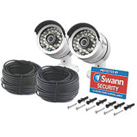 Swann SWPRO-H855PK2 CCTV Cameras 2 Pack