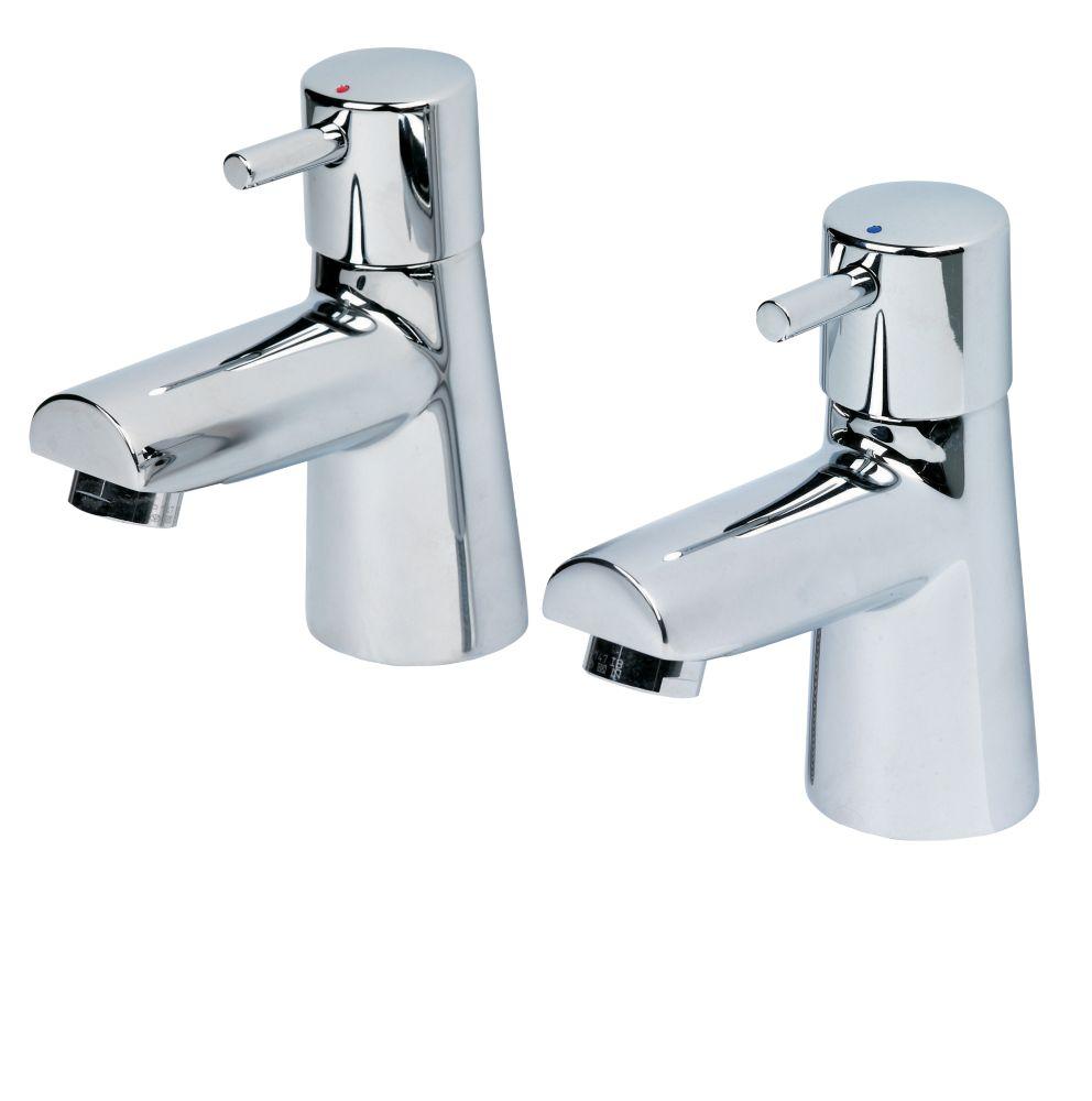 Ideal Standard Cone Bath Tap Pair
