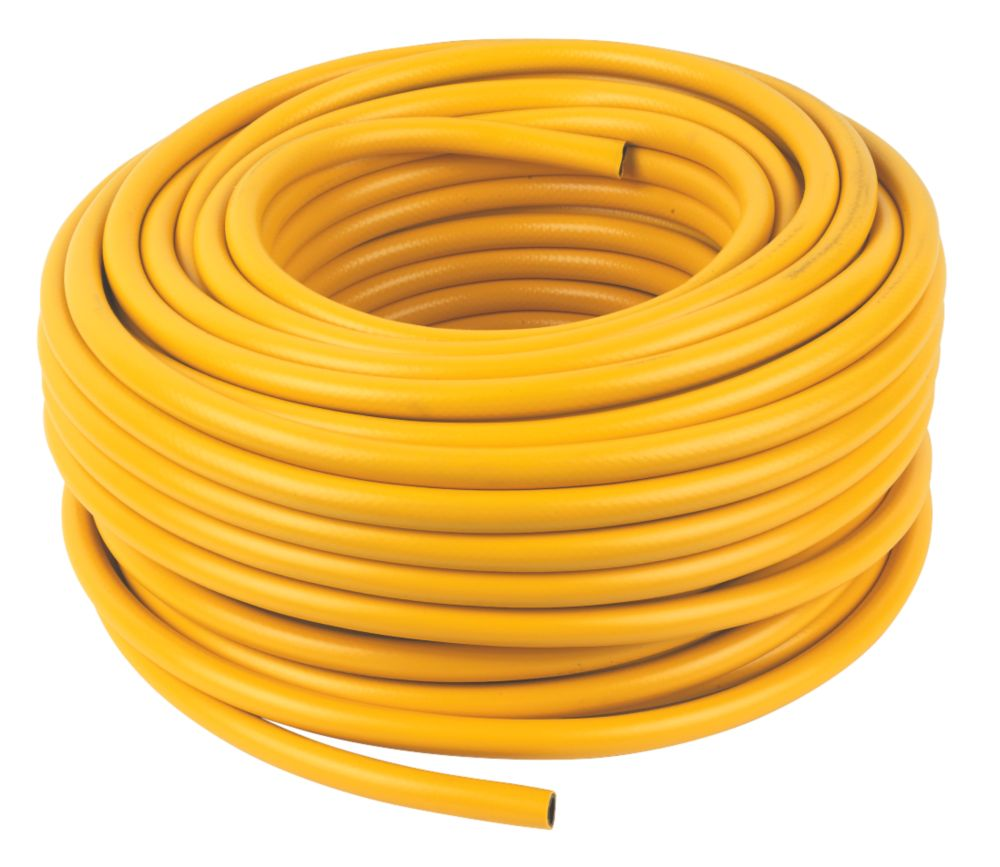 "Hose Yellow 50m x ½"" (13mm)"