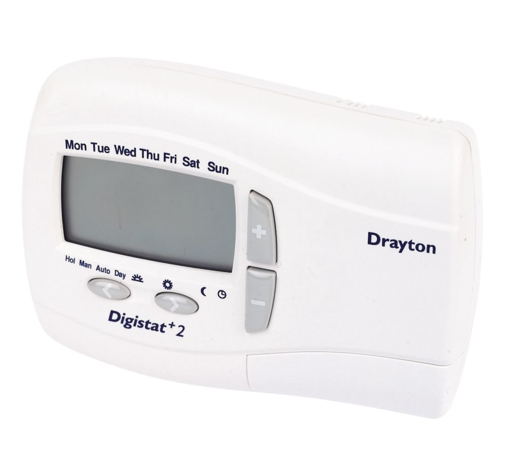 Drayton Digistat +2 Room Thermostat