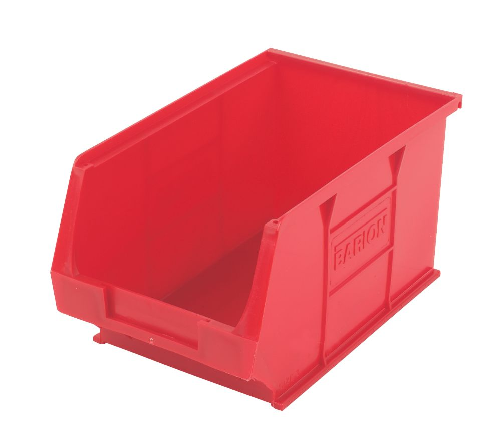 Red Containers 240 x 150 x 132mm Pack of 10