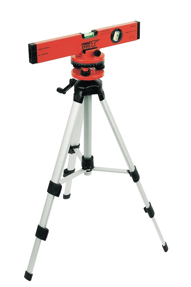 "Forge Steel Multi Beam Laser Level Kit 406mm (16"")"