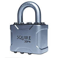 Squire Vulcan P4 Padlock Max. Shackle W x H: 16 x 17mm