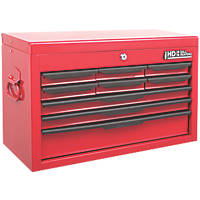 Hilka Pro-Craft 9-Drawer Heavy Duty Tool Chest with Ball Bearing Drawer Slides