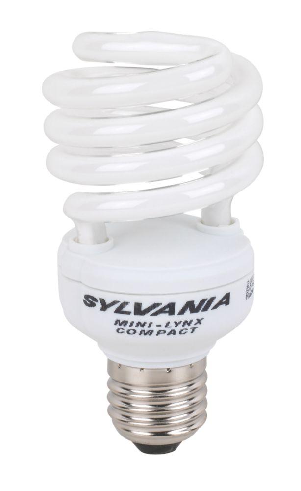 Sylvania Spiral CFL ES 20W