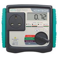 Kewtech KT72 PAT Tester