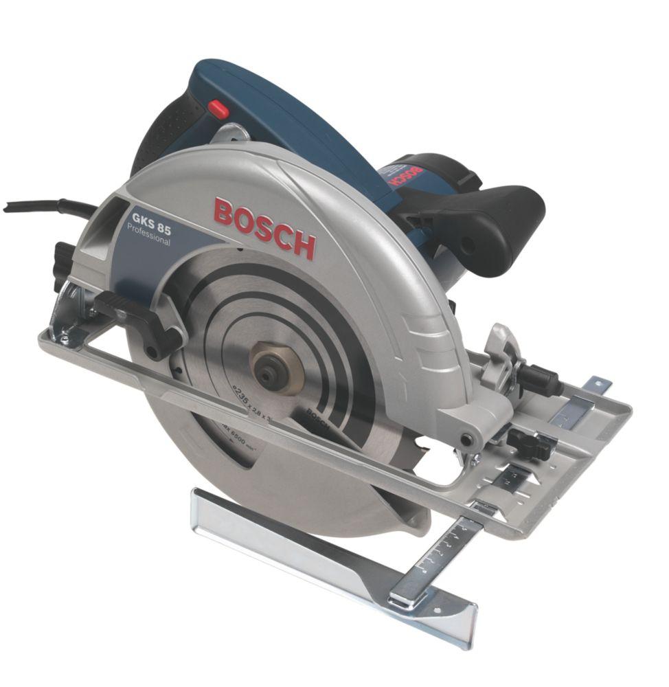 Bosch GKS 85 235mm Circular Saw 110V
