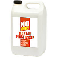 No Nonsense No Nonsense Mortar Plasticiser 5Ltr Liquid Mortar Plasticiser Not relevant 5Ltr
