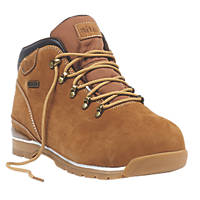 Site Meteorite Sundance Safety Boots Brown Size 11