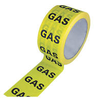 Hayes UK Gas Identification Tape
