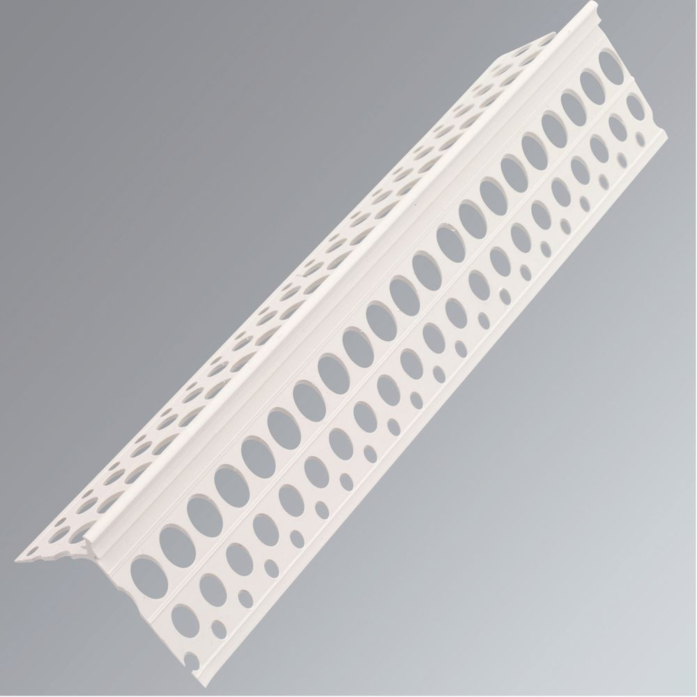 External Render Corner Bead 10-12mm x 2.5m Pack of 5