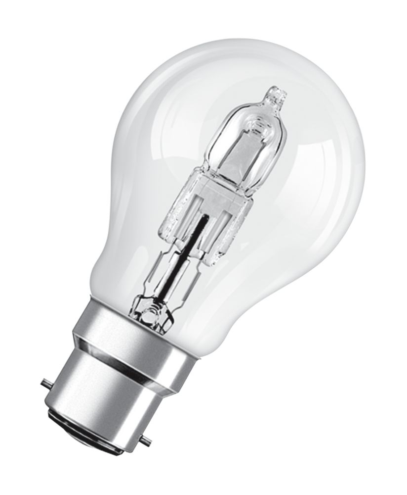 Osram Classic ECO Superstar GLS Halogen Lamp BC 700Lm 46W