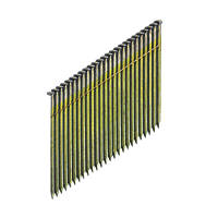 DeWalt Galvanised Collated Framing Stick Nails 2.8 x 75mm 2200 Pack