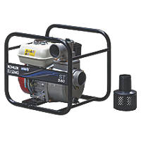SDMO ST3.60H Petrol Clean Water Pump 3""