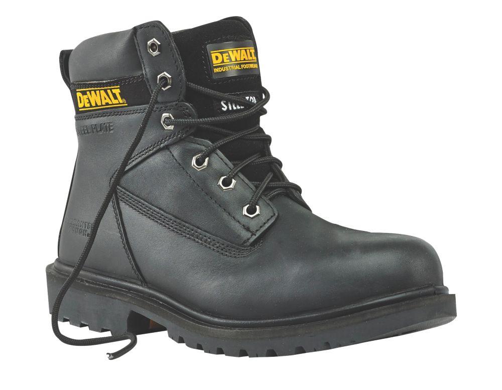 DeWalt Maxi Safety Boots Black Size 10