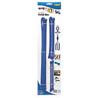 Ring Small Load Twister Tie Assortment 150-800 x 5mm 6 Piece Set