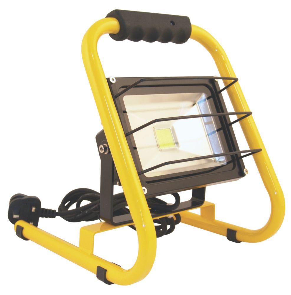Portable LED Site Light 240V 20W