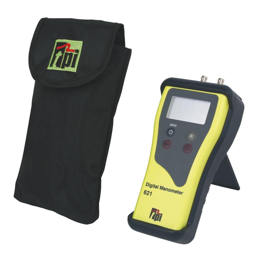 TPI 621 Dual Input Manometer