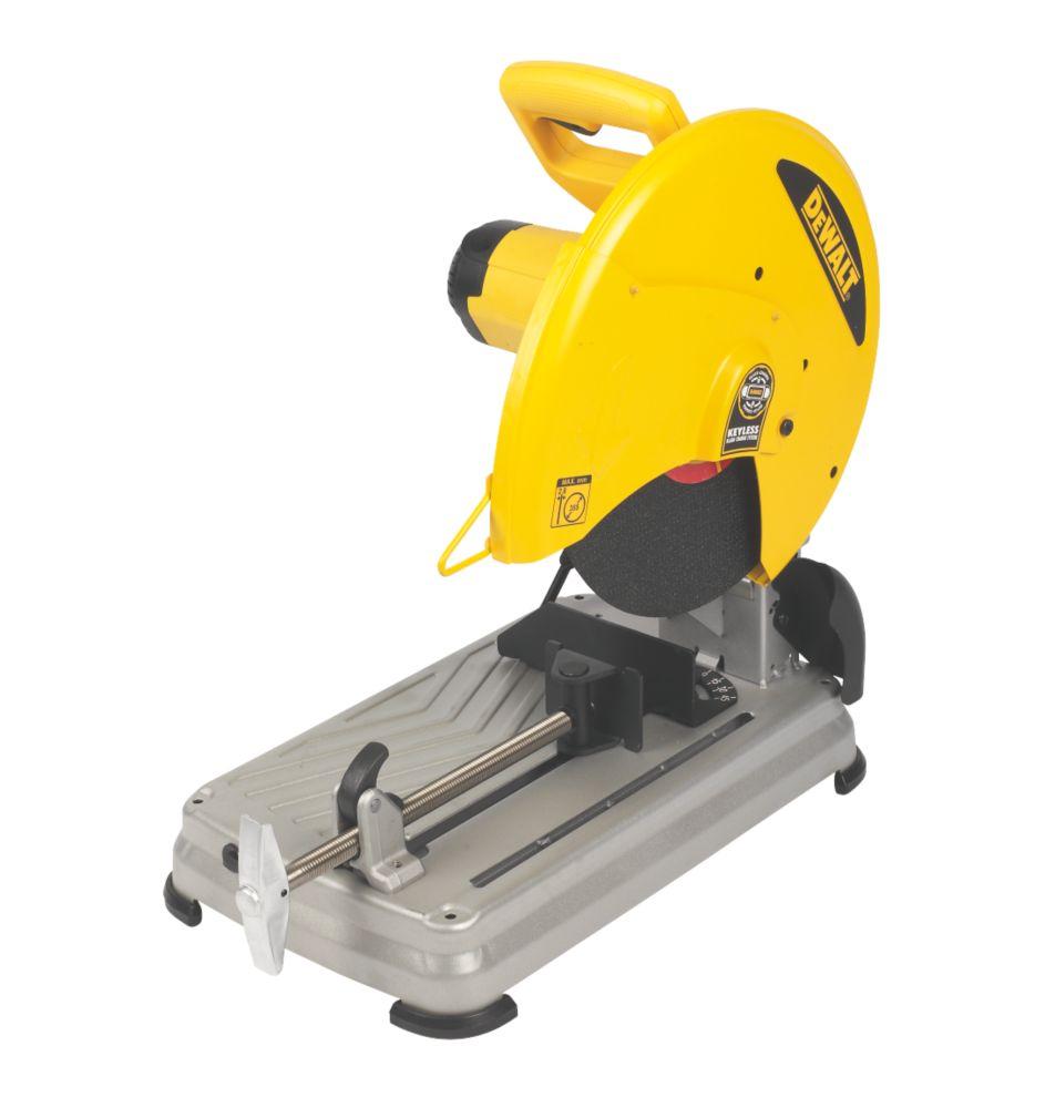 DeWalt D28715-GB 355mm 2200W Chop Saw 240V