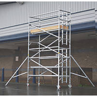 Lyte SF25NW32 Helix Narrow Width Industrial Tower 3.2m