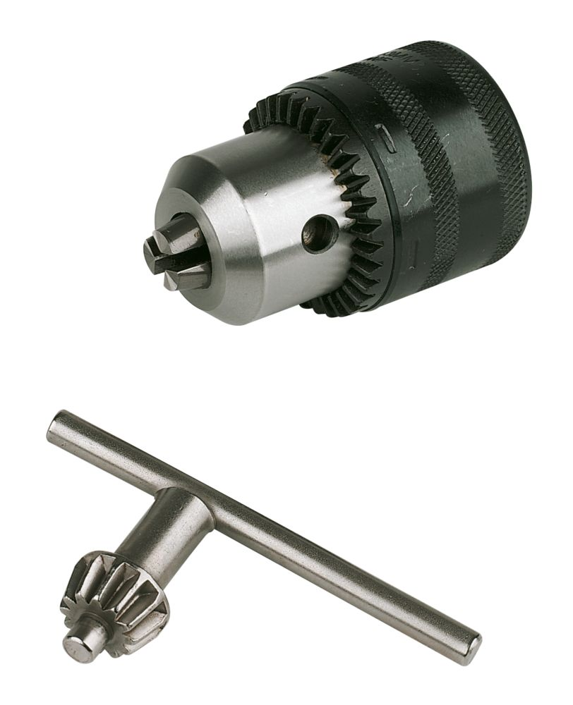 "Universal Keyed Chuck ½"" x 20 Female Thread"