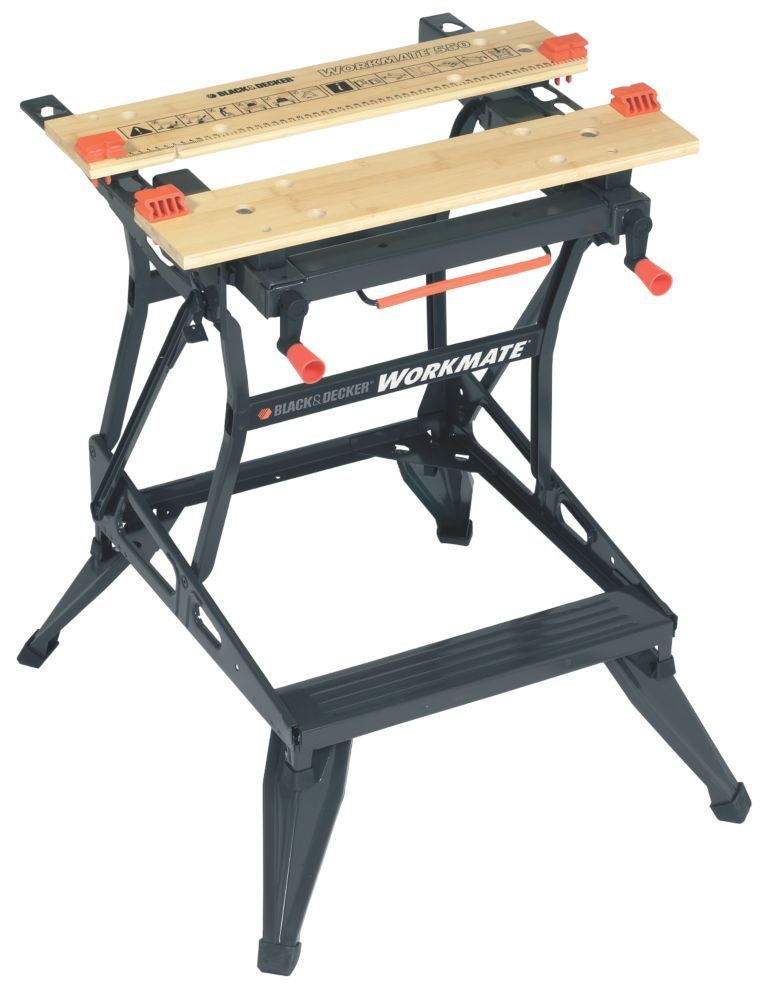 Black & Decker Workmate WM550 Black