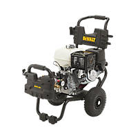 DeWalt DXPW008E 190bar Petrol Pressure Washer 163cc 4.8hp