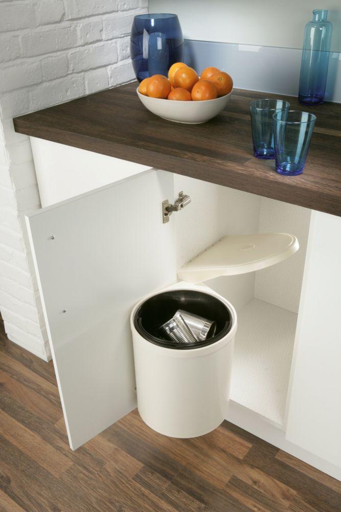 Hafele 10Ltr Plastic Waste Bin
