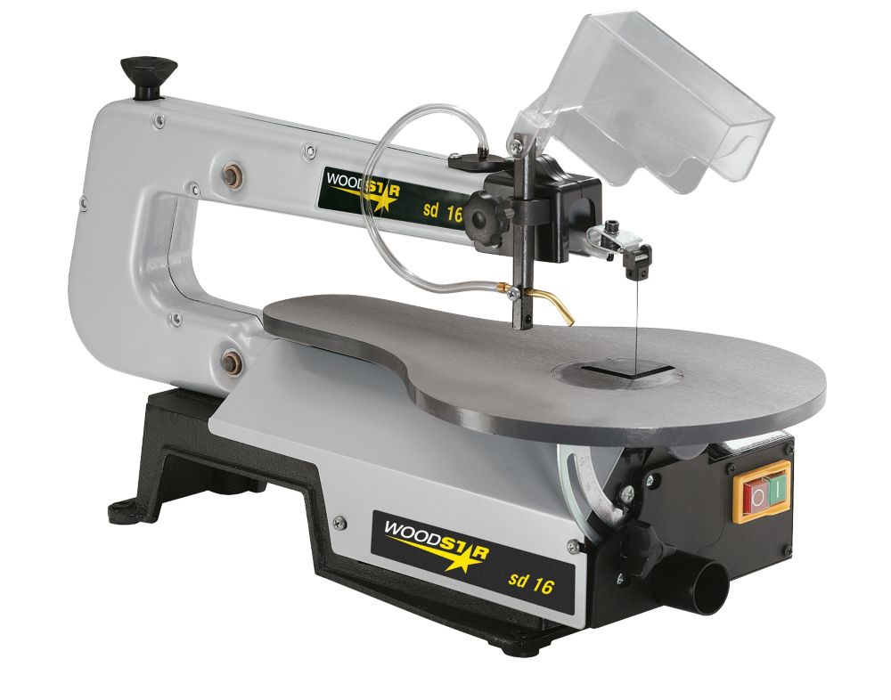 Woodstar SD16 405mm Scroll Saw 240V