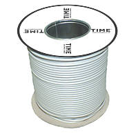 Conduit Wiring Cable 6491X 1-Core 2.5mm² x 100m Grey