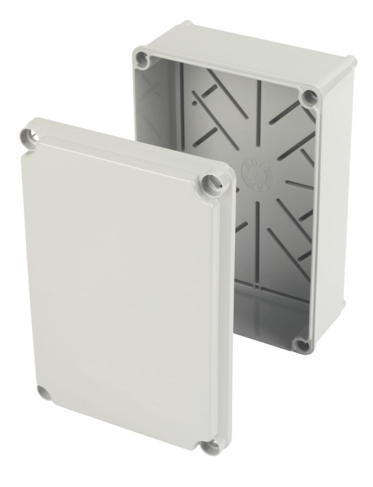 Appleby Grey IP66 Moulded Enclosure 235 x 92 x 160
