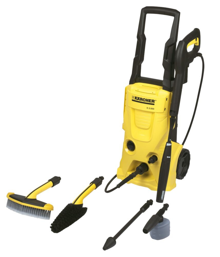 Karcher K3.500 Car Package HPC 110bar Pressure Washer 1.8kW 240V