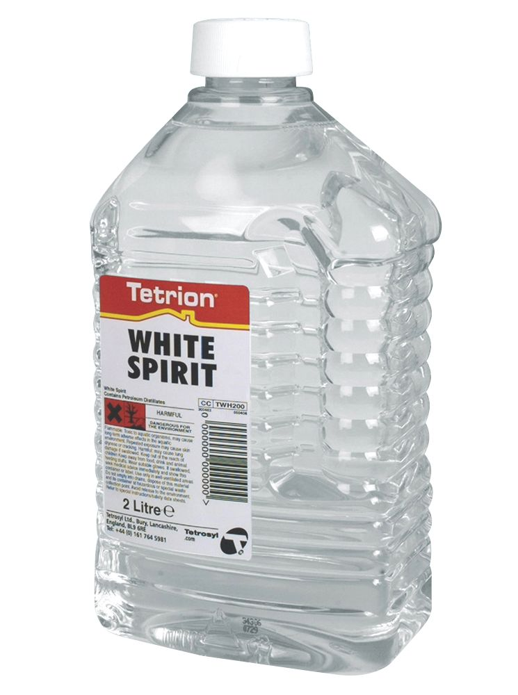 Tetrion White Spirit 2Ltr