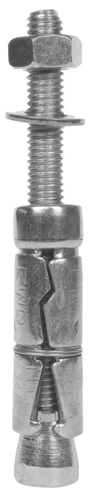 Fischer P Type Wallbolts M8 x 125mm Pack of 5